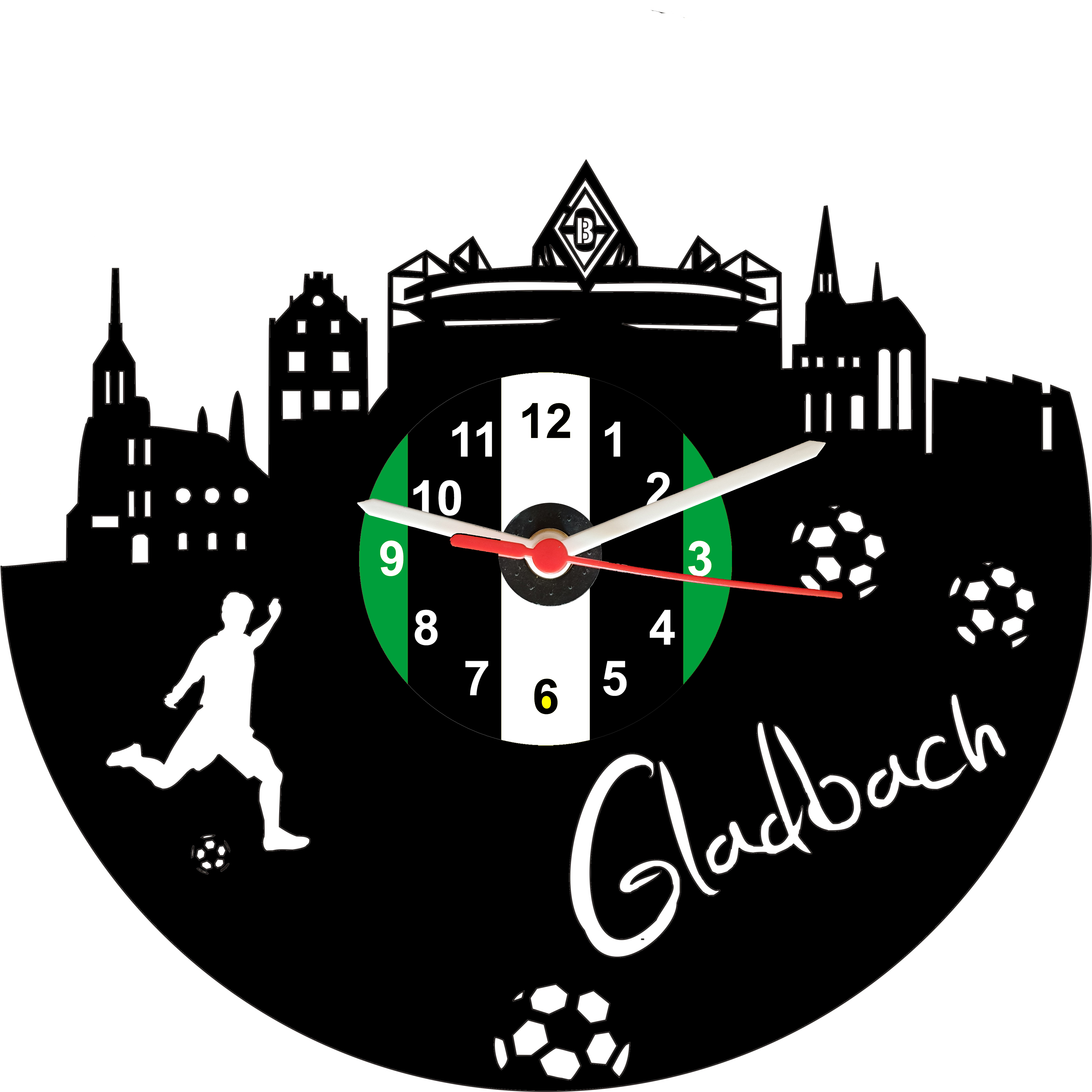 Gladbach Fanartikel